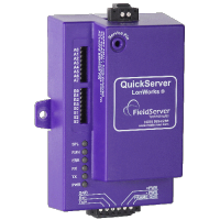 QuickServer LonWorks to BACnet IP