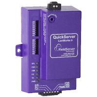 QuickServer LonWorks to BACnet MS/TP