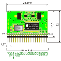 PL3120 Powerline Core Module