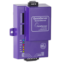 Quickserver Modbus RTU to Modbus TCP